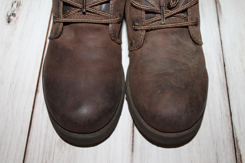 Кожаные ботинки blue box 41 размер 100% натуральная кожа - Фото 5