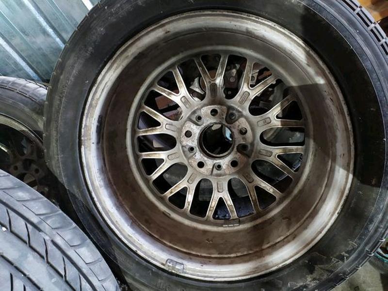Rondell 0058 диски 120/5 з гумою р16 BMW, - Фото 3