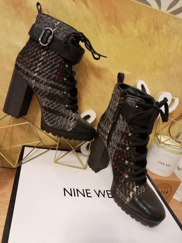 Ботинки nine west - Фото 2