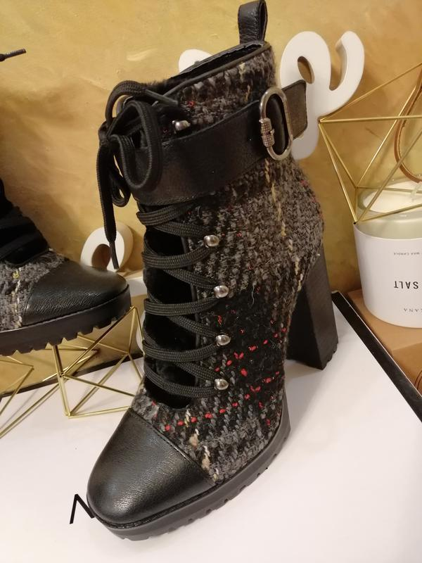 Ботинки nine west - Фото 3