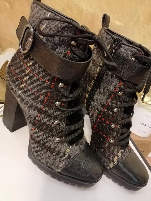 Ботинки nine west - Фото 6