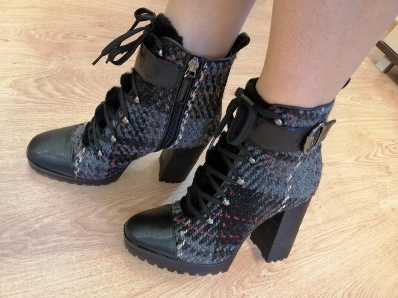Ботинки nine west - Фото 7