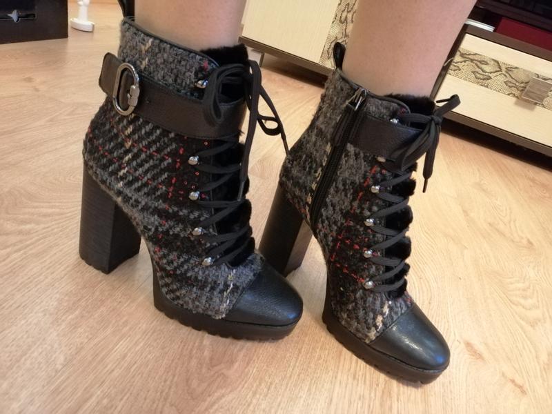 Ботинки nine west - Фото 9