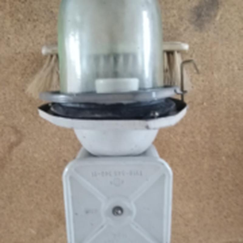 Світильник НСП-11-100-614