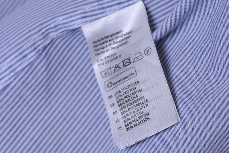 Стильная рубашка h&m - Фото 5