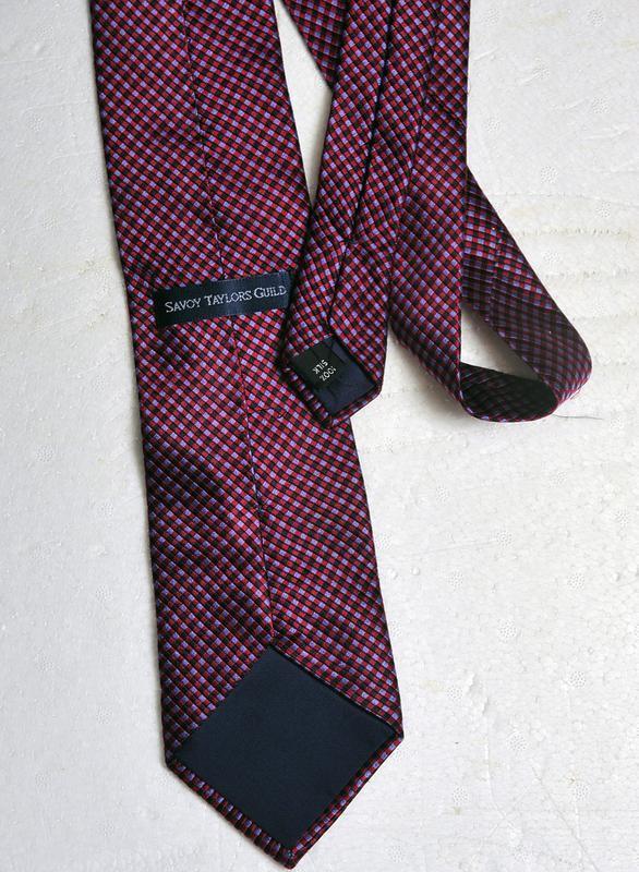 """Классный галстук  """"savoy taylors guild"""" - Фото 3"""