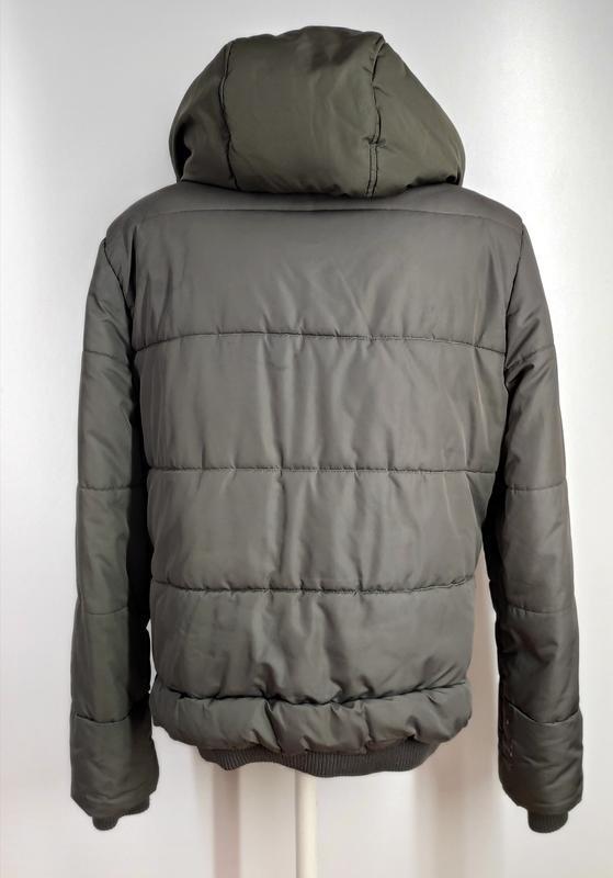 Зимняя куртка на синтепоне размер 44 (наш 48) - Фото 2