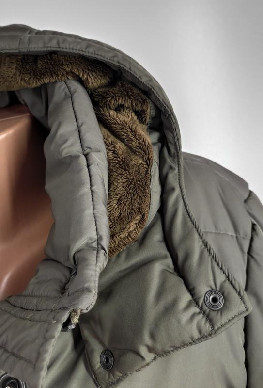Зимняя куртка на синтепоне размер 44 (наш 48) - Фото 4