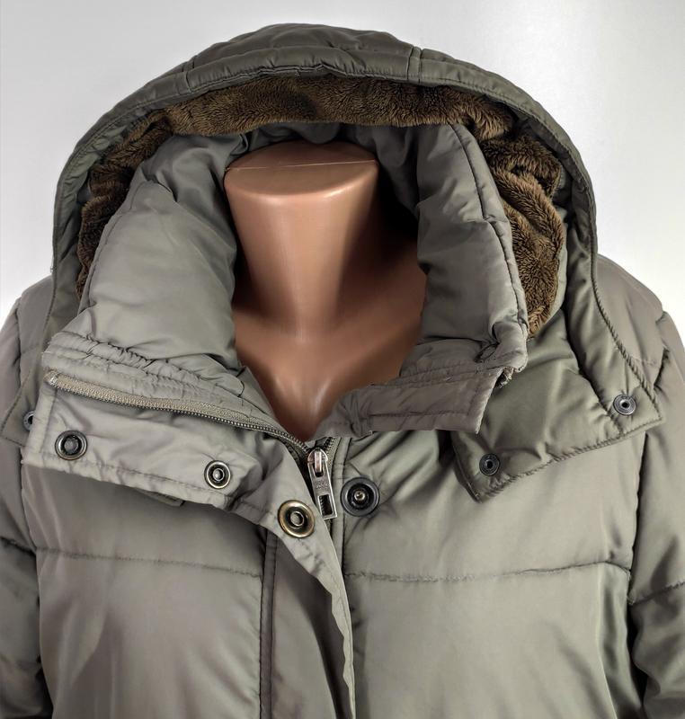 Зимняя куртка на синтепоне размер 44 (наш 48) - Фото 5