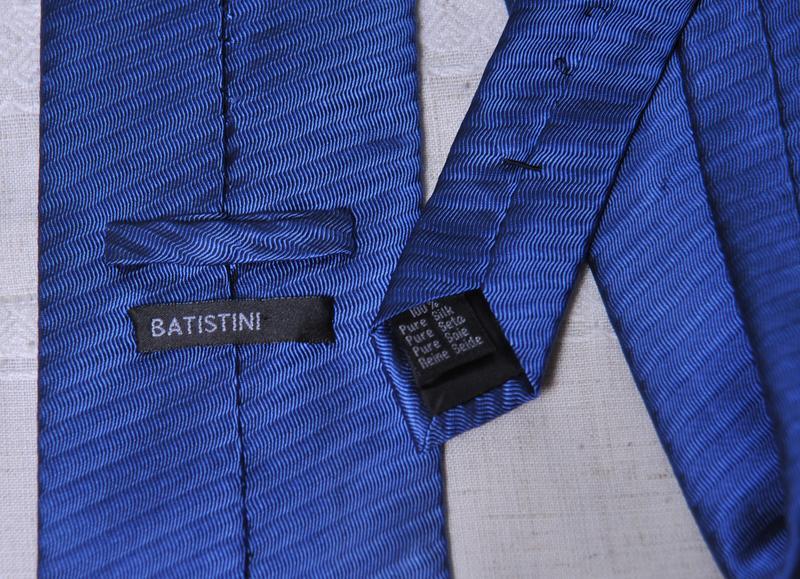 Галстук batistini - Фото 4