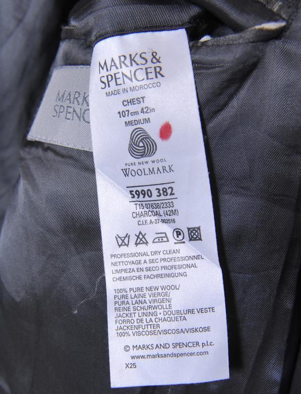 """Пиджак """"marks & spencer"""" !!! распродажа!!! 👌🏻👌🏻👌🏻 - Фото 5"""