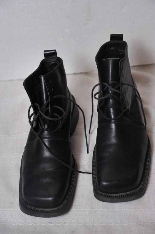Ботинки меховые - Фото 2