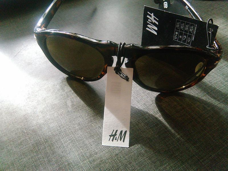 Солнцезащитные очки h&m - Фото 5