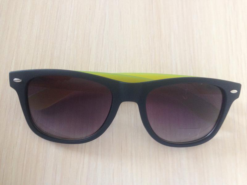 Вайфареры с флексами (солнцезащитные очки) - Фото 2