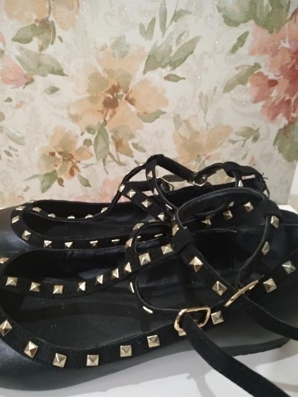 Кожаные туфли motivi - Фото 3