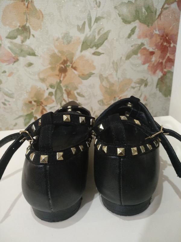 Кожаные туфли motivi - Фото 4