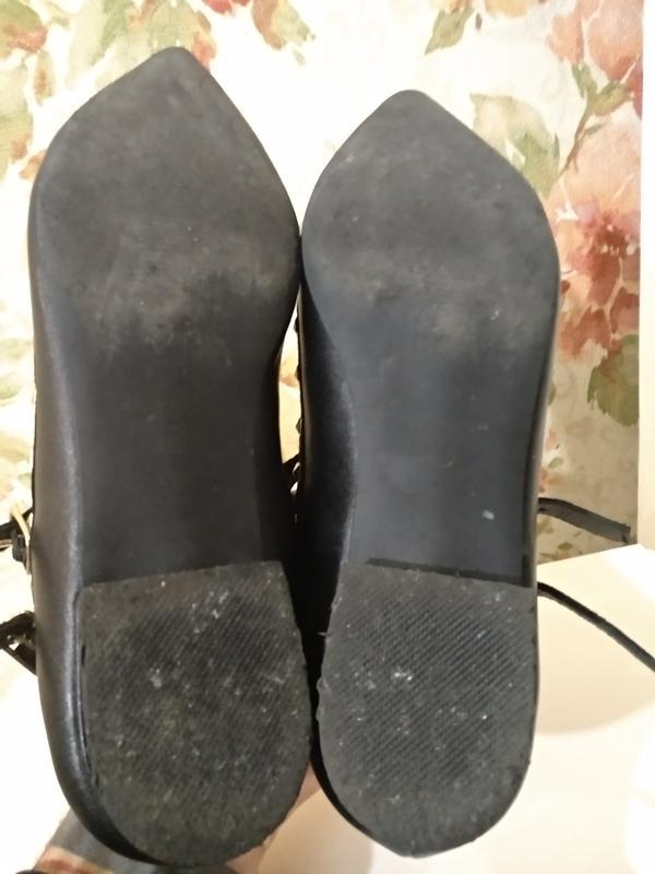 Кожаные туфли motivi - Фото 5
