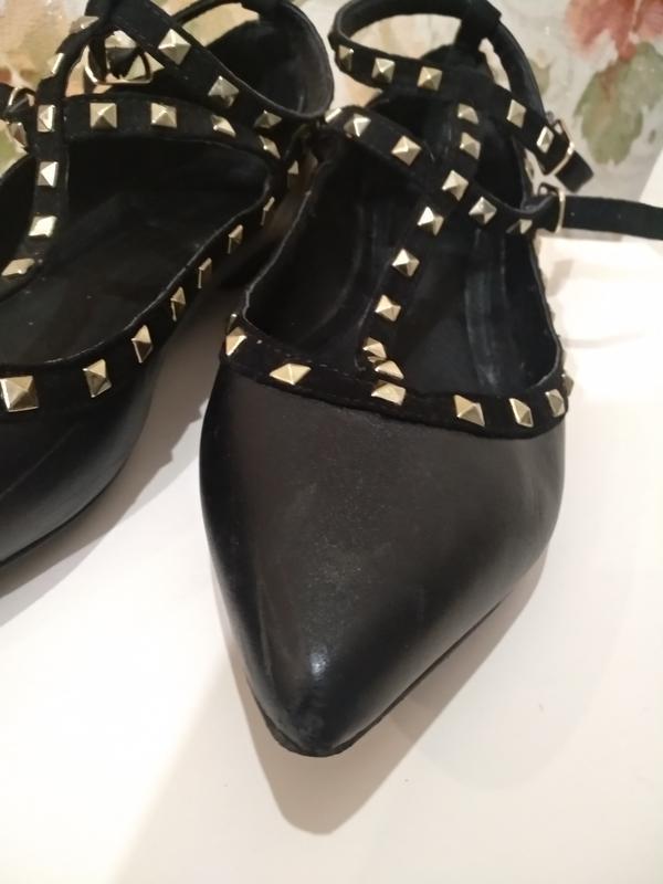 Кожаные туфли motivi - Фото 7