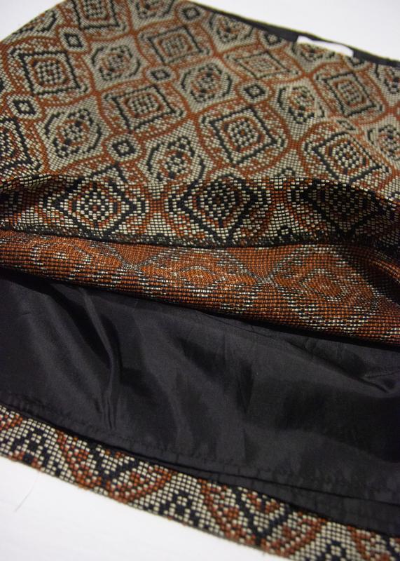 Юбка мини с узорами от h&m - Фото 4