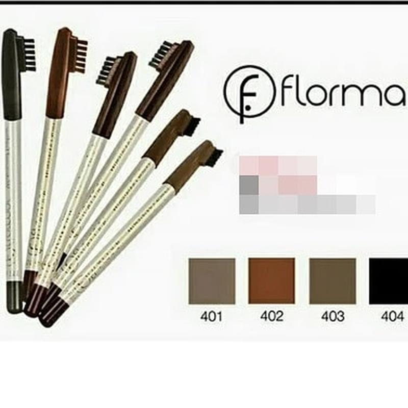 Flormar eyebrow pencil карандаш для бровей, в наличии оттенки - Фото 2