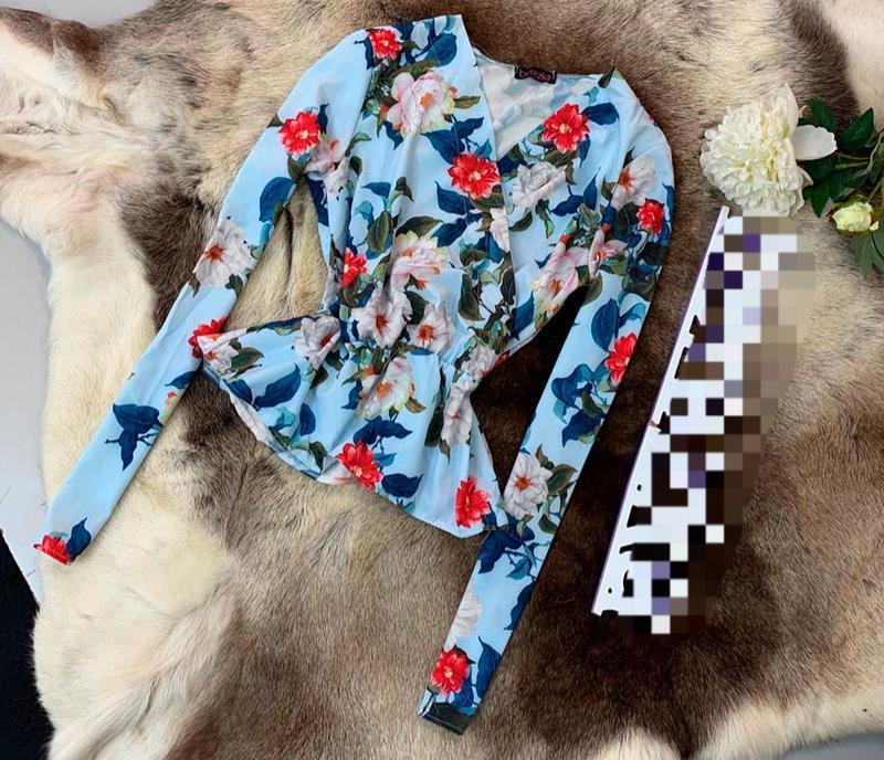 Блуза різні кольори. - Фото 3