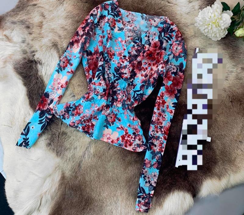 Блуза різні кольори. - Фото 7