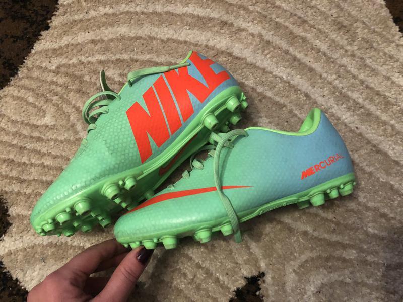 Бутсы на подростка Nike ,кроссовки для футбола - Фото 10