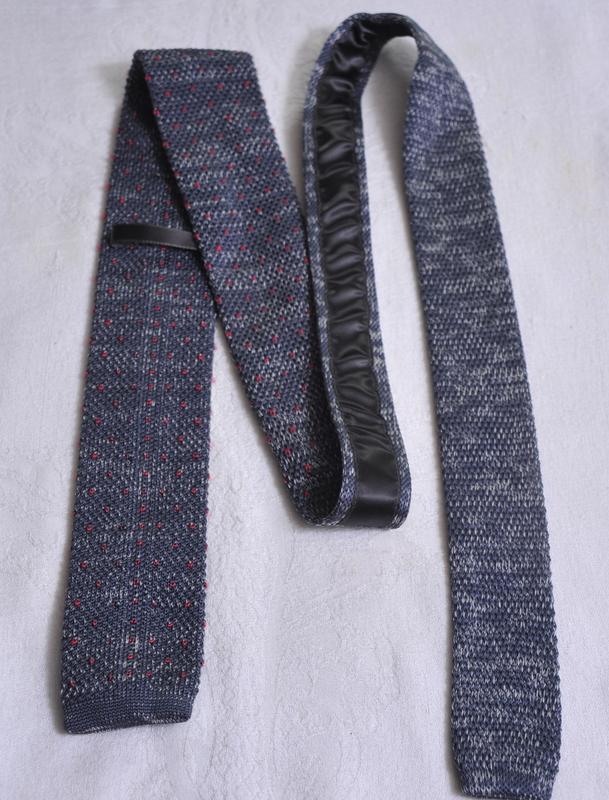 Супер модерновый нестандартный  галстук - Фото 3
