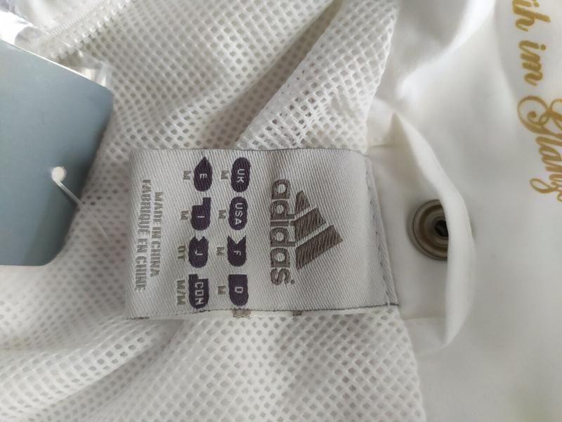Фирменный спортивный костюм адидас. размер м ветровка-жилетка - Фото 4