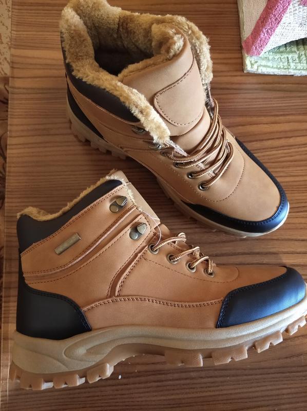 Зимние ботинки - Фото 3