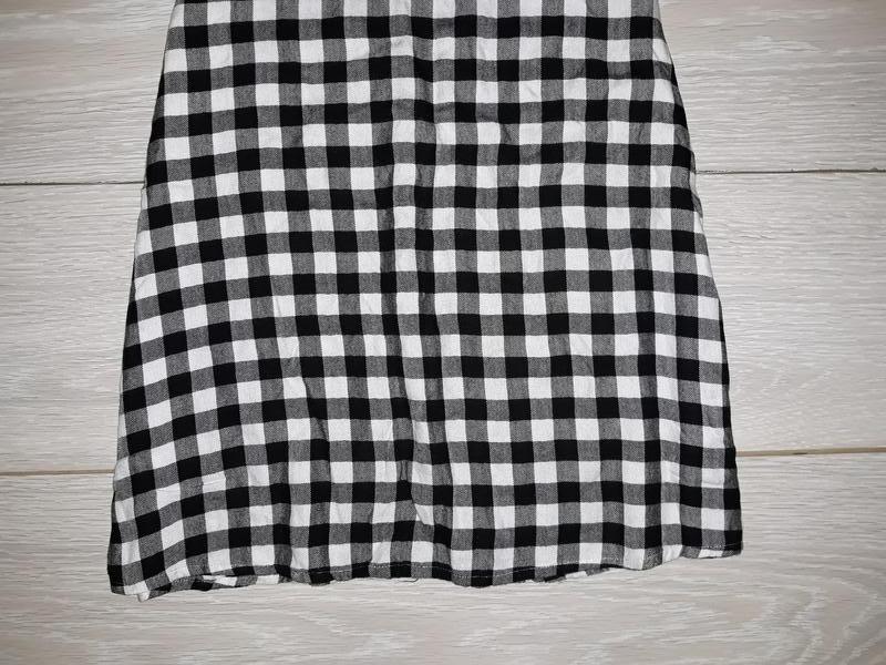 Лёгенькое летнее платье matalan на 8-9 лет - Фото 3