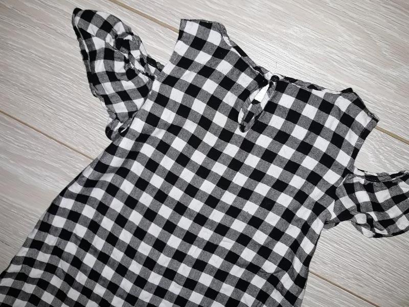 Лёгенькое летнее платье matalan на 8-9 лет - Фото 5