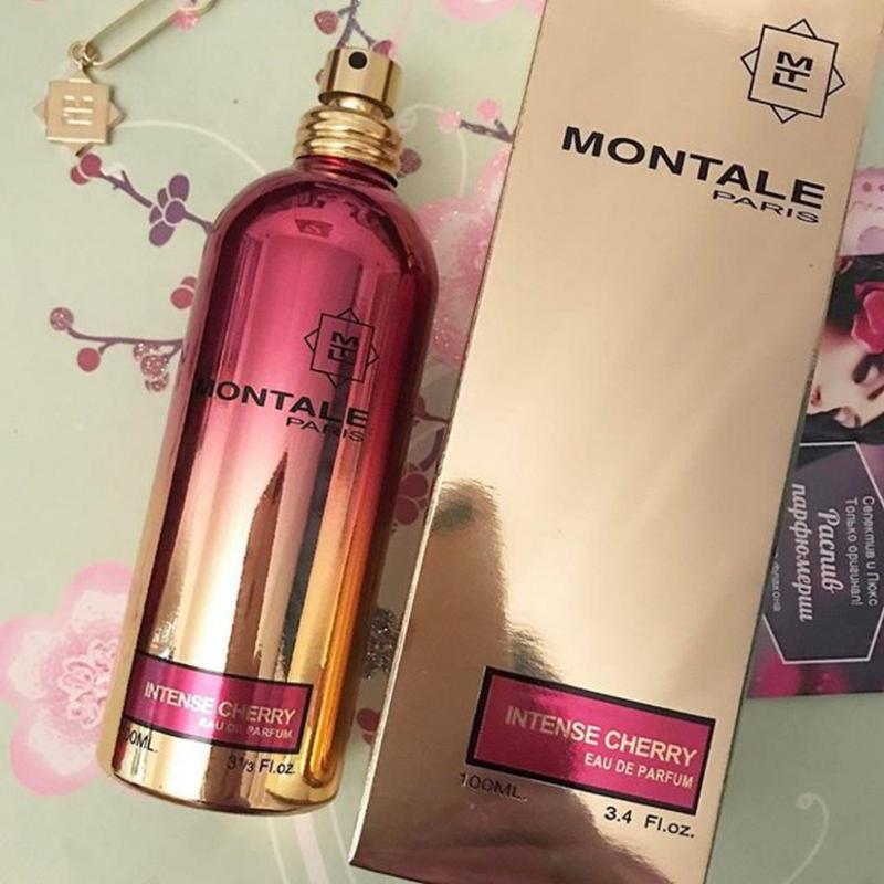 Montale  Intense Cherry_Оригинал Eau de Parfum  10 мл - Фото 3