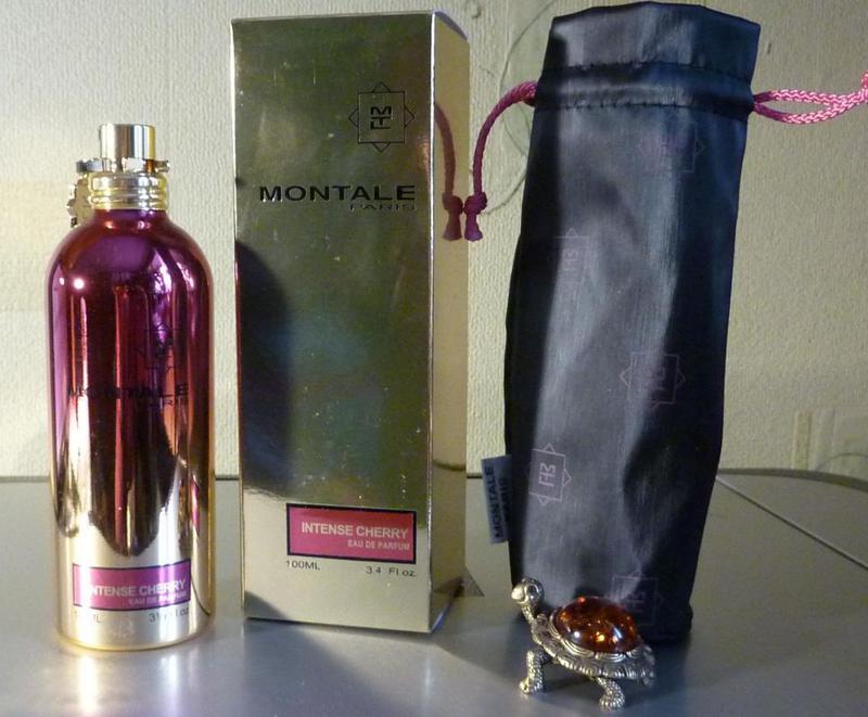 Montale  Intense Cherry_Оригинал Eau de Parfum  10 мл - Фото 5