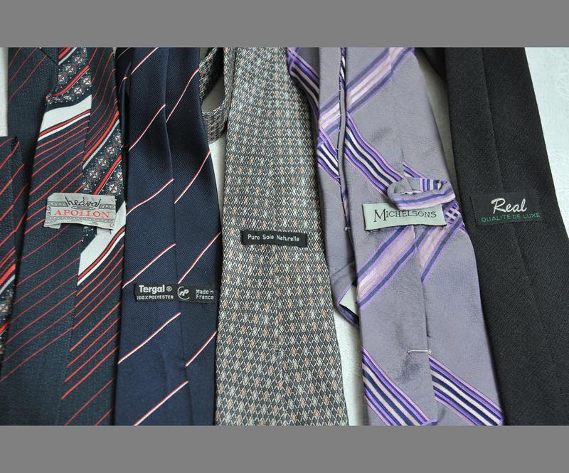Комплект из 5  галстуков.!!!расродпжа дешево!!! - Фото 4
