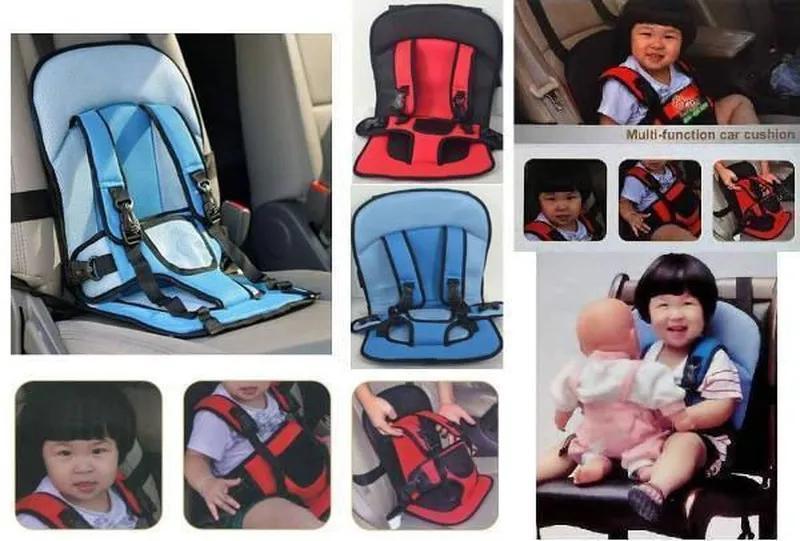 Автокресло детское бескаркасное Car Cushion Multi Function - Фото 4