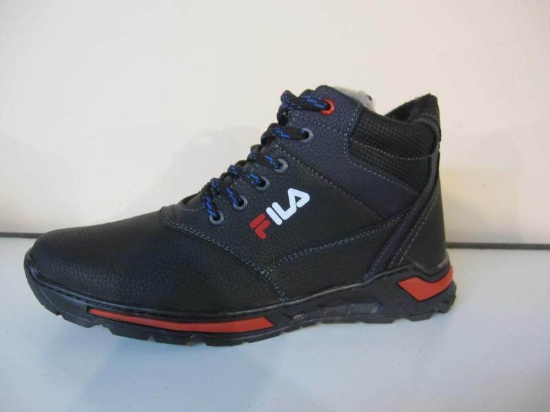 Мужские ботинки - Фото 3