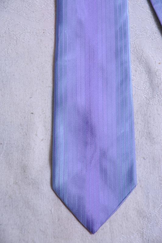 Стильный галстук   с отливами  marks & spencer autograph{италия}