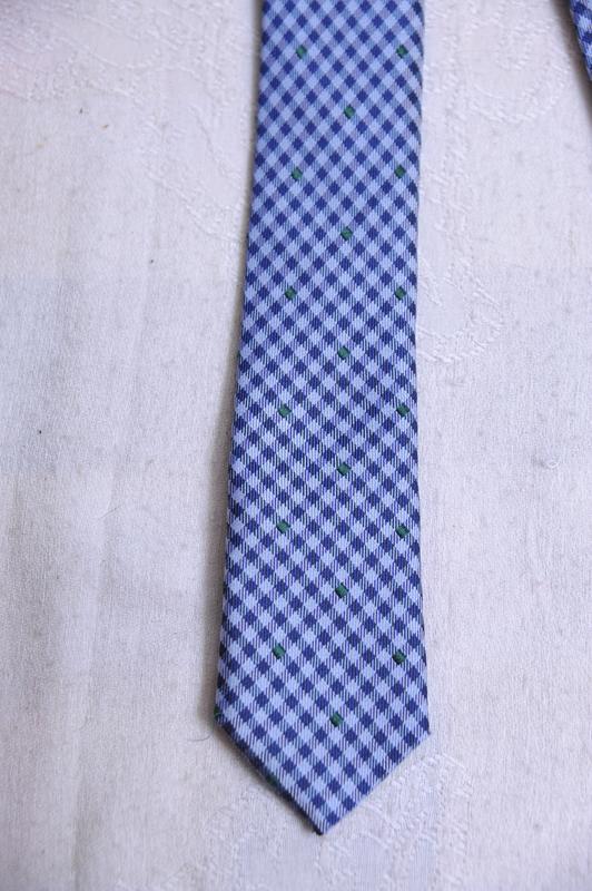 Стильный  ультра тонкий галстук   h&m