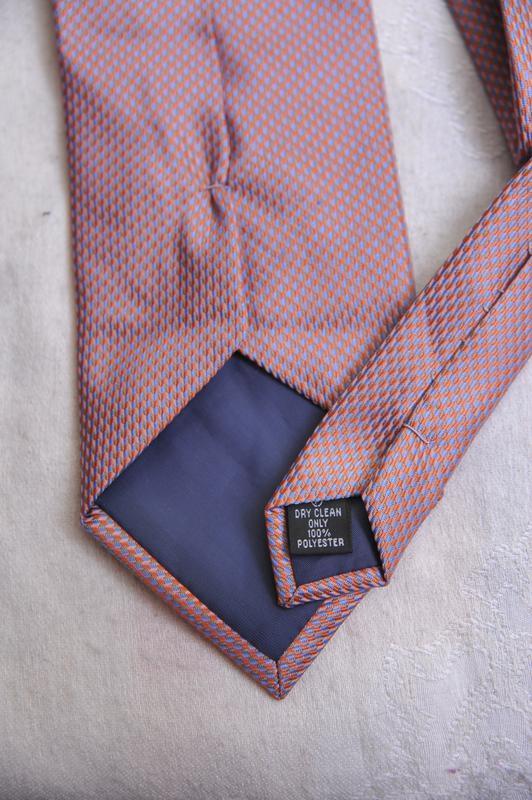 Стильный  фактурный галстук с отливами george - Фото 5