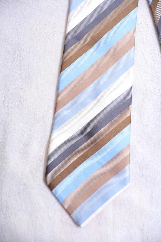"Стильный фактурный  галстук ""marks & spencer"""