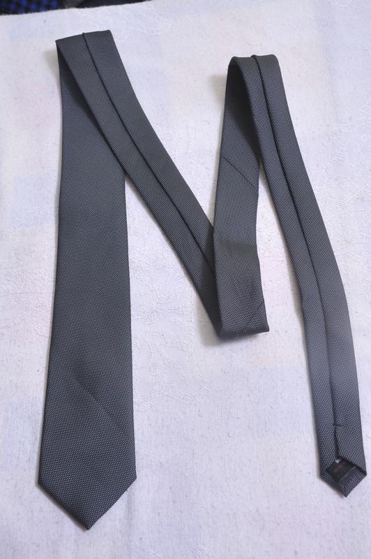 Нейтральный галстук cedarwood state - Фото 2