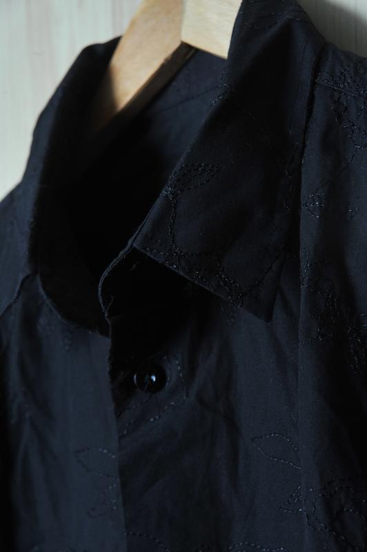 Вышитая рубашка peter werth - Фото 5