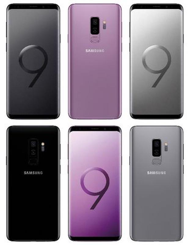 Samsung Galaxy S9 (S9 Plus) 64-256GB Black (Gold, Purple, Gray... - Фото 3