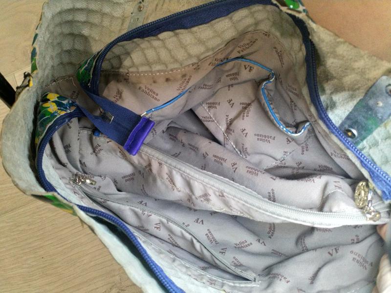Кожаная сумка премиального качества бутылочный зеленый цветной - Фото 4