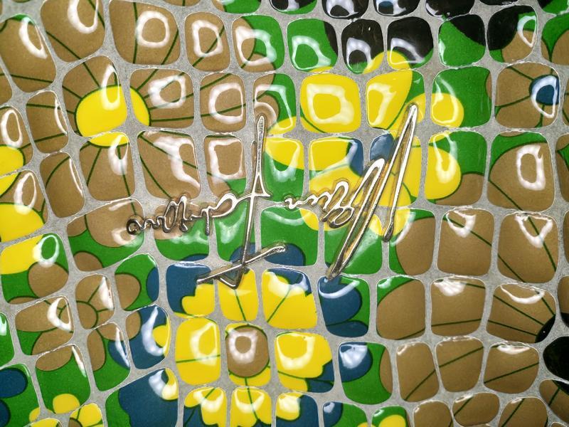 Кожаная сумка премиального качества бутылочный зеленый цветной - Фото 7