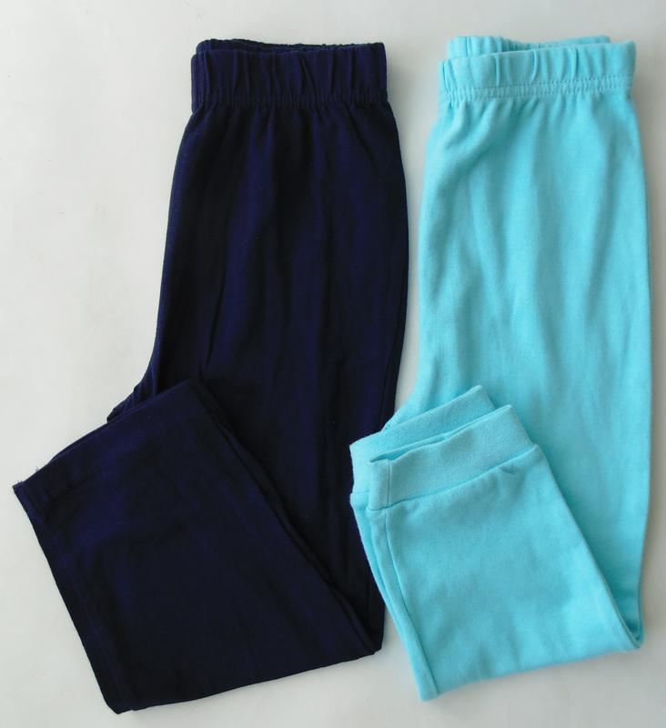 Набор 2 штанов пижама низ штаны 2-3 года george primark