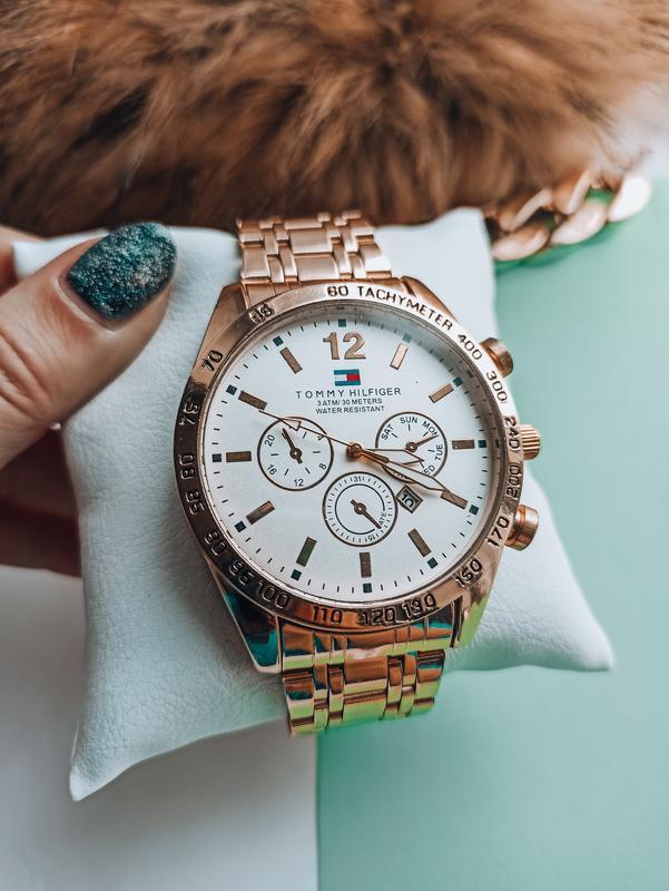 Мужские  часы tommy hilfiger - Фото 2