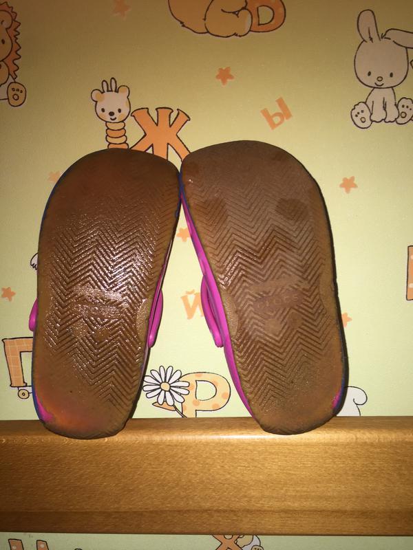 Кроксы crocs оригинал с10-11 - Фото 4