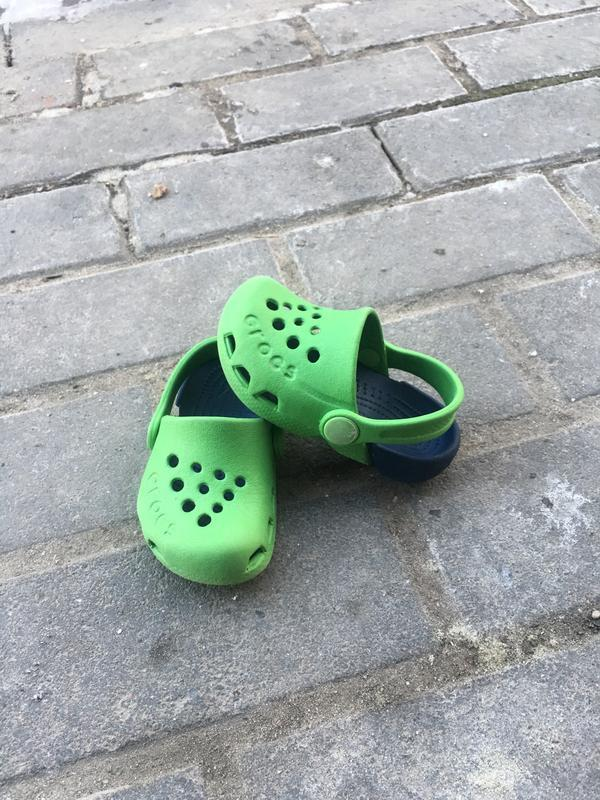 Кроксы crocs оригинал с4